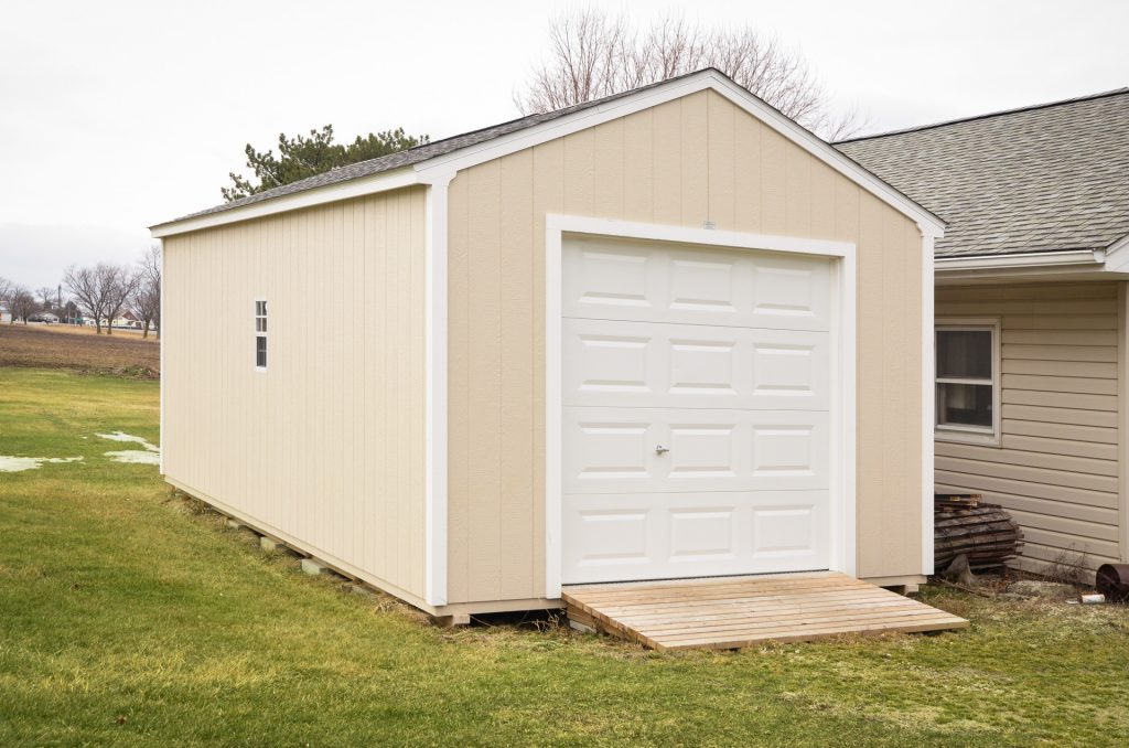 Single car garage for sale near Fort Wayne, IN