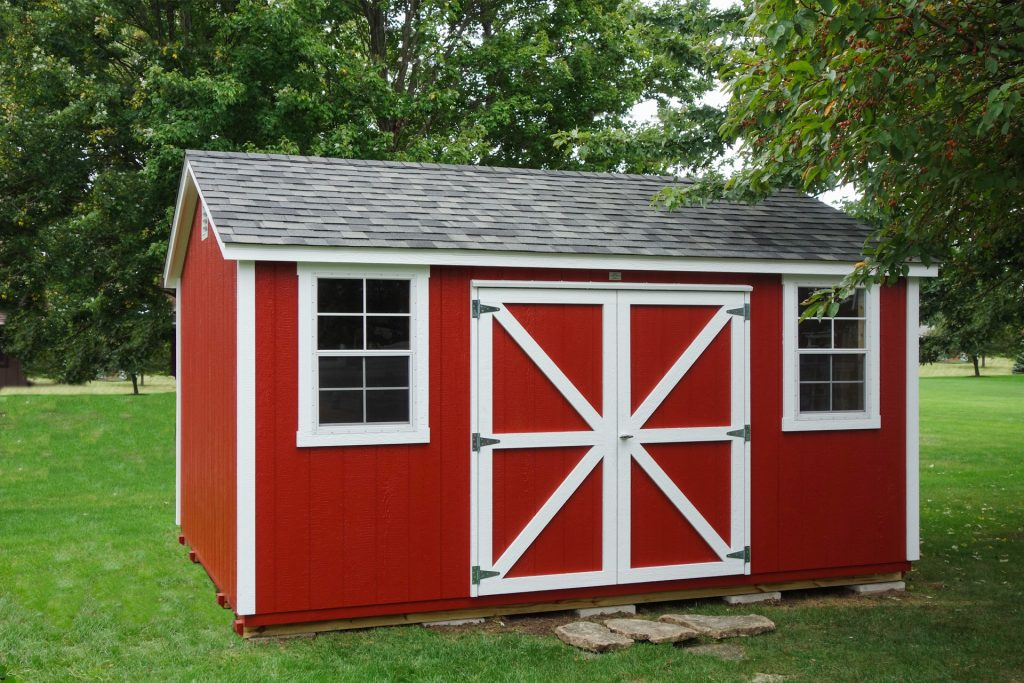 Storage sheds in Fort Wayne, Indiana