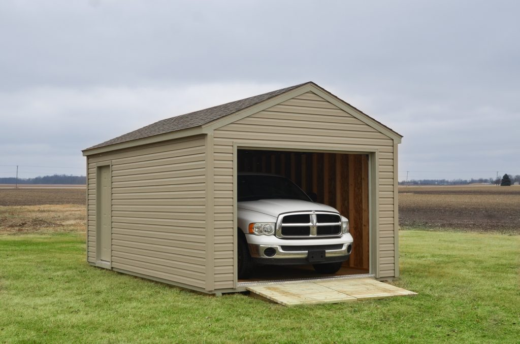 single car garages fort wayne
